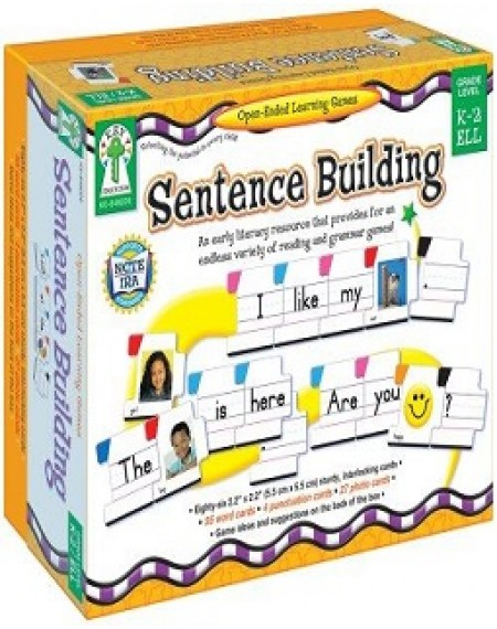 Board Game :  Sentence Building