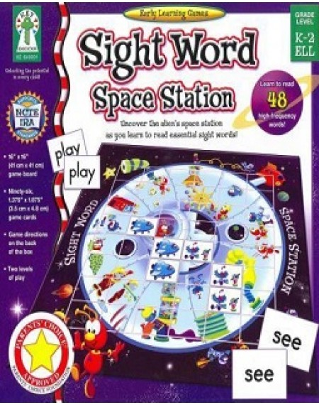 Board Game : Sight Word Space Station