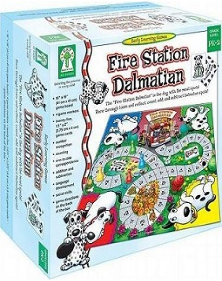 Board Game :  Fire Station Dalmatian