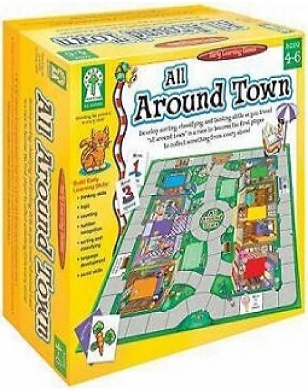 Board Game : All Around Town