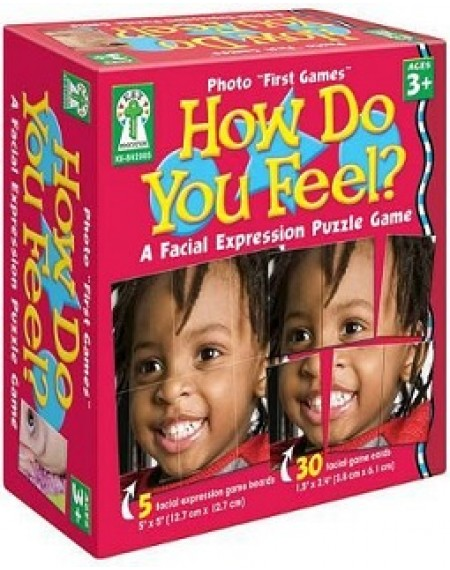 Board Game : How Do You Feel ?