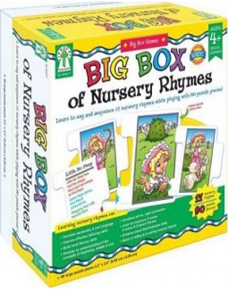 Big Box Of Nursery Rhymes Puzzles