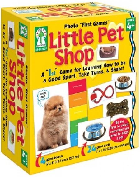 Photos First Games : Little Pet Games
