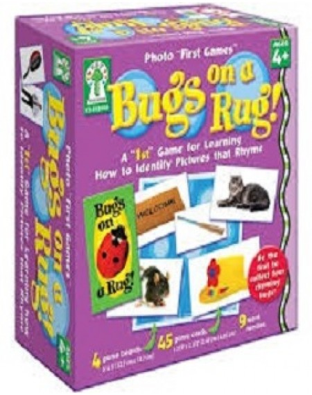 Board Game :  Bugs On A Rug
