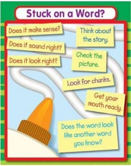 Study Buddies : Stuck on a Word?