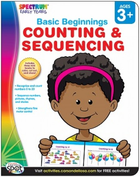 Basic Beginnings Counting & Sequencing Ages 3+
