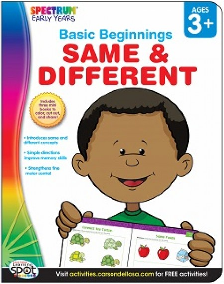 Basic Beginnings Same & Different Ages 3+