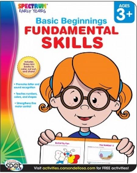 Basic Beginnings Fundamental Skills Ages 3+