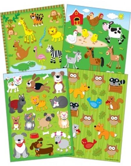 Value Packs: Animals Stickers