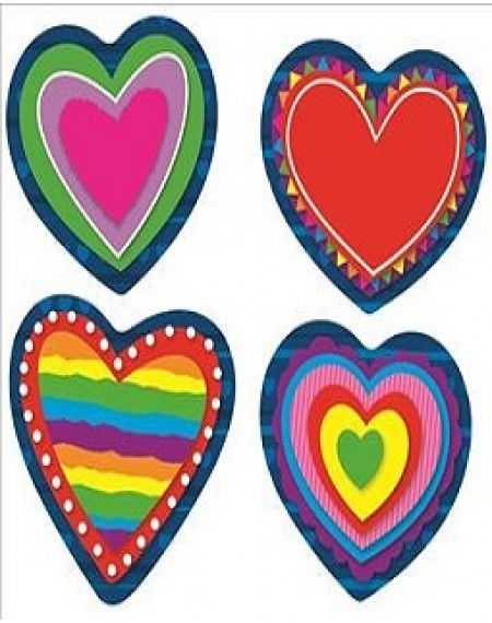 Value Packs: Hearts Stickers
