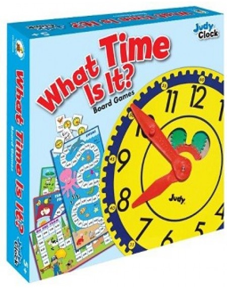 Board Game : What Time Is It ?