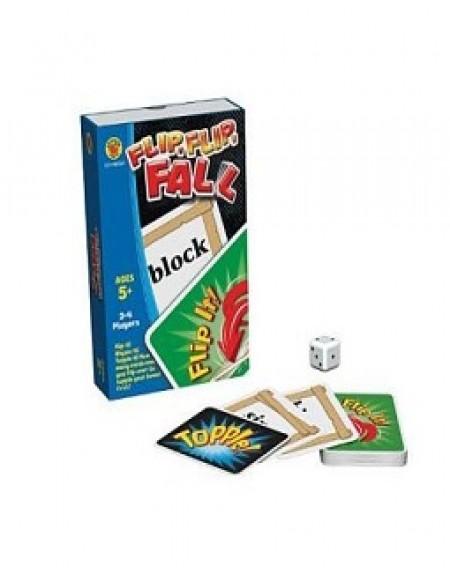 Card Game : Flip, Flip, Fall