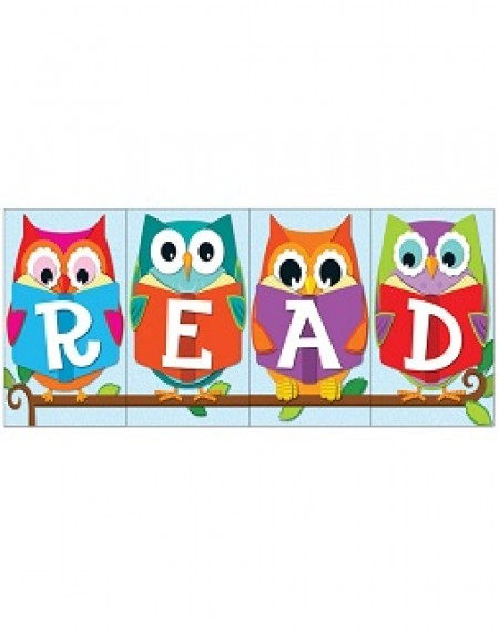 Bulletin Board : Whooo Loves Reading ?