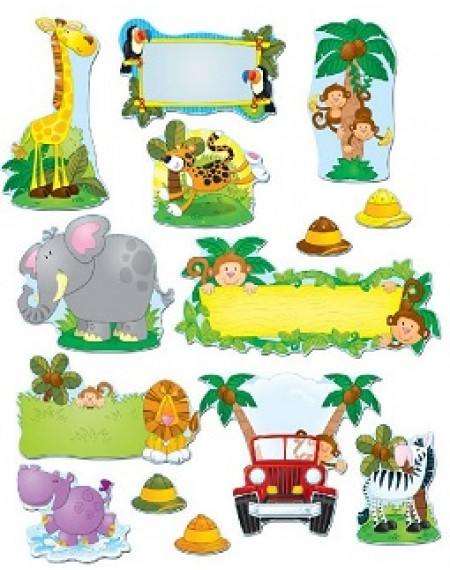 Bulletin Board : Jungle Safari