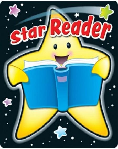 Braggin Badges : Star Reader