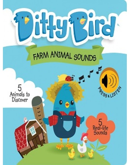 Ditty Bird : Farm Animal
