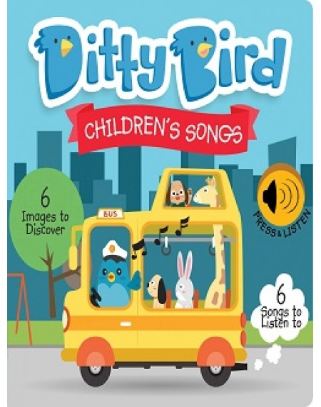 Ditty Bird : Children's Songs