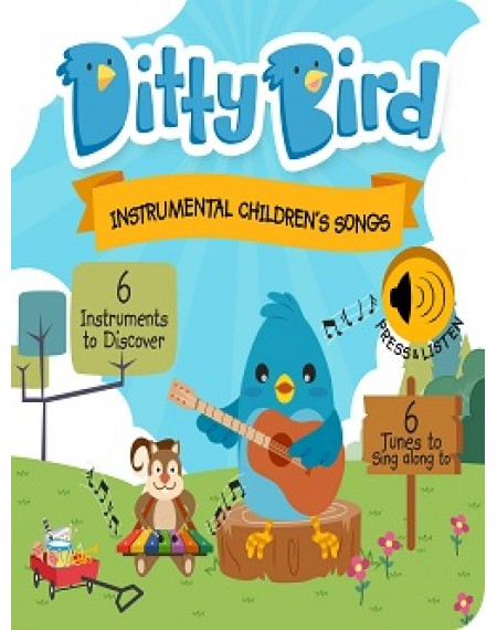 Ditty Bird : Instrumental Children's Songs