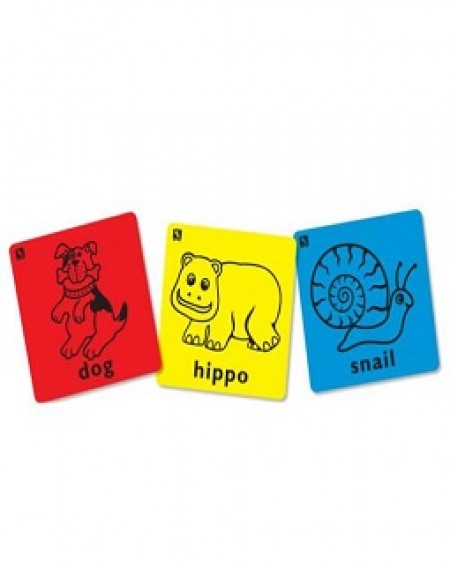 Kinder-Rubs School Set 12 Combi Of KR1,2 And 3