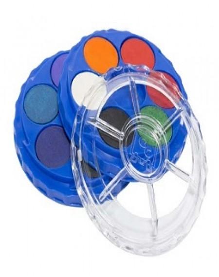 Paint Disc Stack 12 Colour