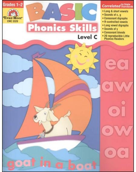 Basic Phonics Skills : Level C