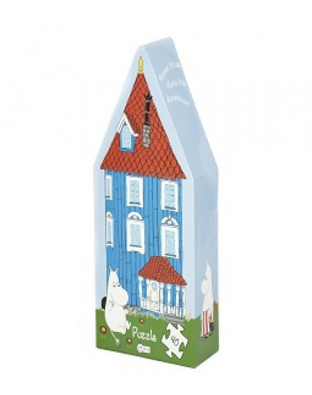Moomin House Deco Puzzle