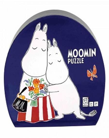 Moomin And Mamma Deco Puzzle