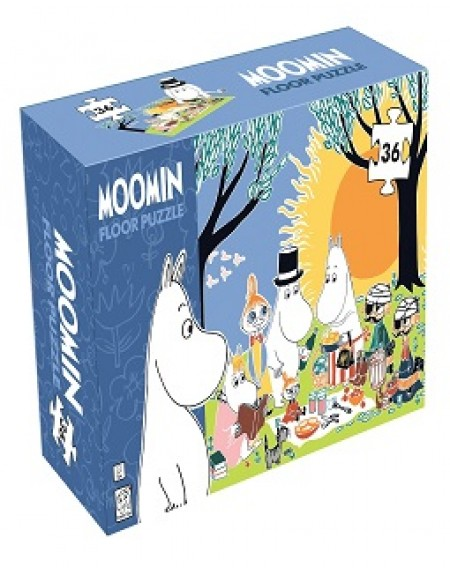 Moomin Floor Puzzle