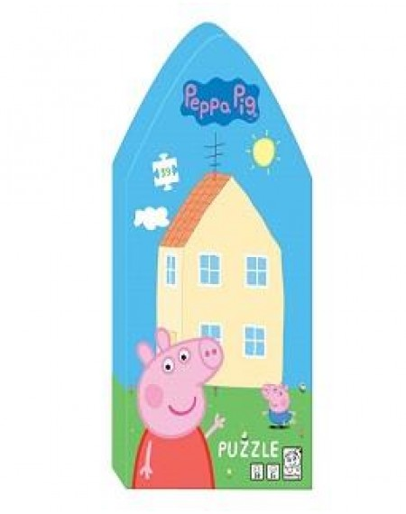 Peppa Pig House Puzzle