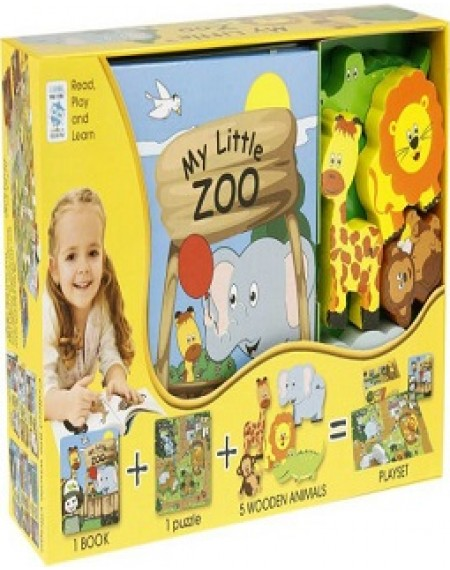My Little Village: My Little Zoo