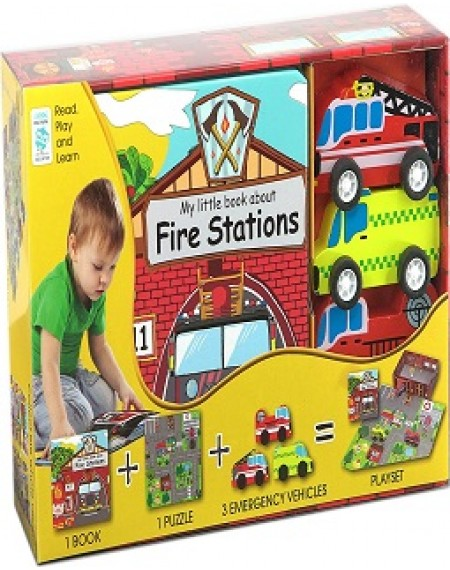 My Little Village: My Little Fire Station