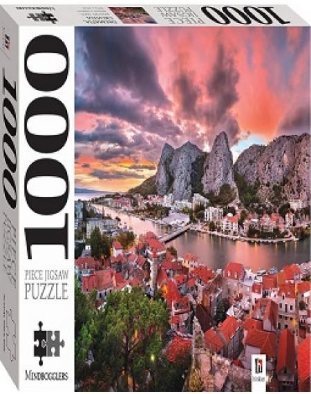 1000 Piece Jigsaw : Dalmatia, Croatia