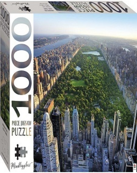 1000 Piece Jigsaw Puzzle : Manhattan, New York