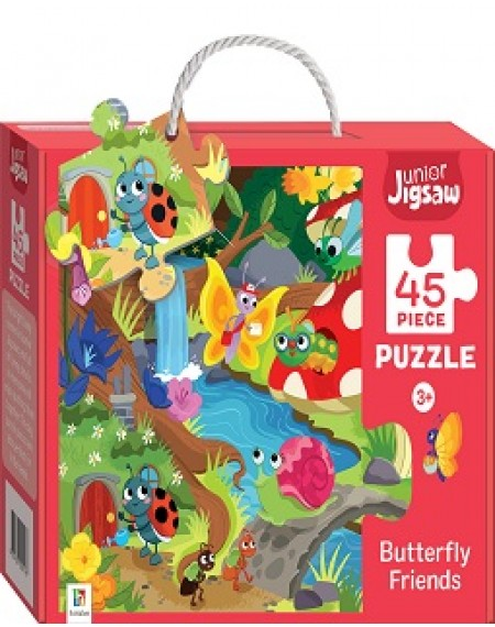 Junior Jigsaw Series 3: Butterfly Friends