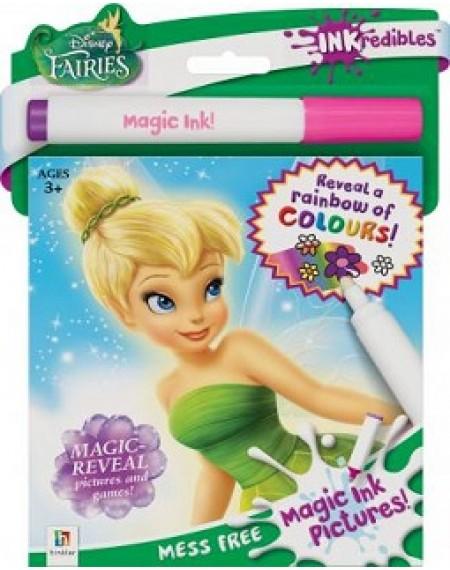 Inkredibles Disney Fairies Magic Ink Pictures