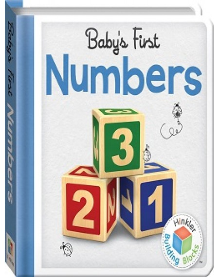 Building Blocks Baby's First Padded Board Book : Numbers