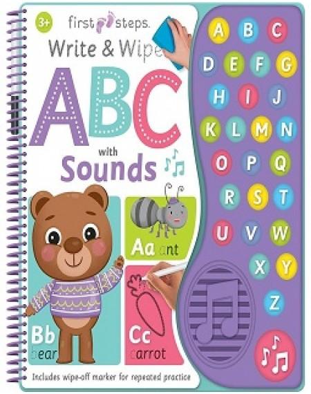 First Steps ABC Sound Book