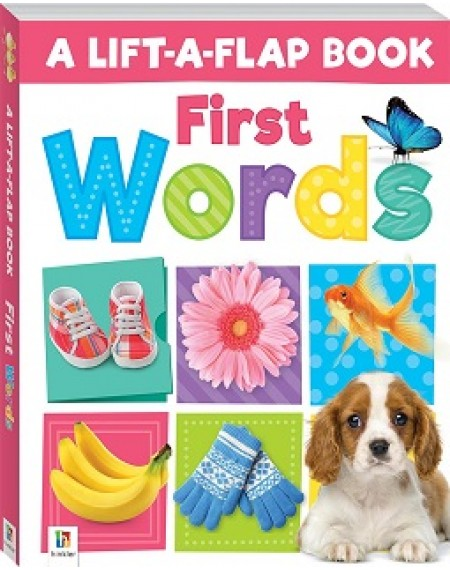 Lift-a-Flap: First Words