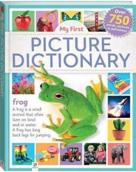 My First Picture Dictionary (refresh)