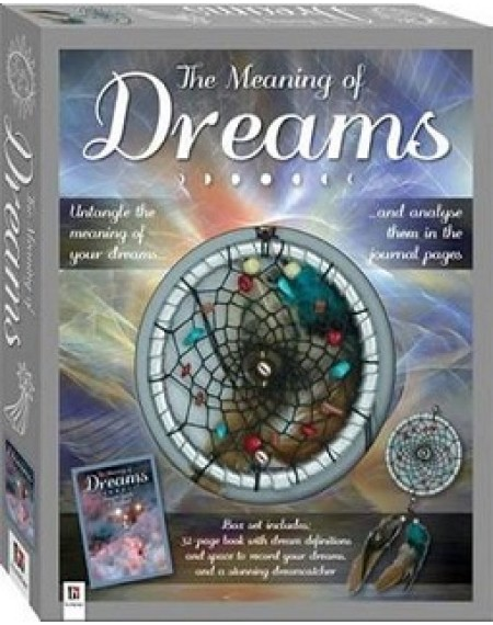 Cased Gift Box: The Meaning Of Dreams Dream Catcher