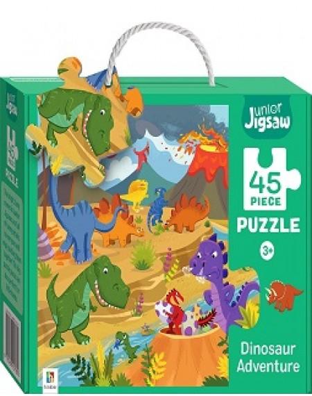 Junior Jigsaw Small - Dinsoaurs