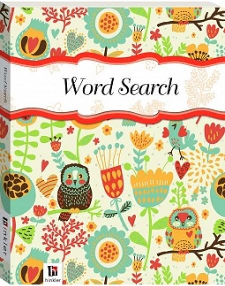 Flexibound Word Search : Owls