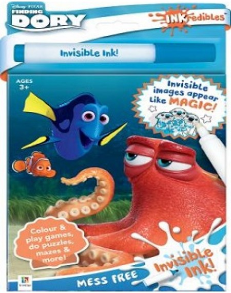 Inkdredibles Finding Dory Invisible Ink
