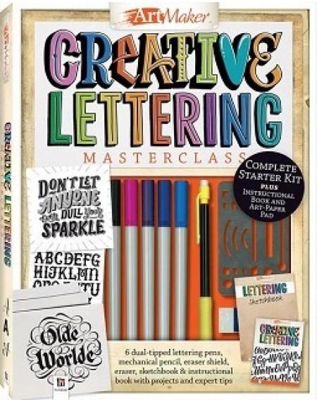 Artmarker Portrait Kit - Creative Lettering