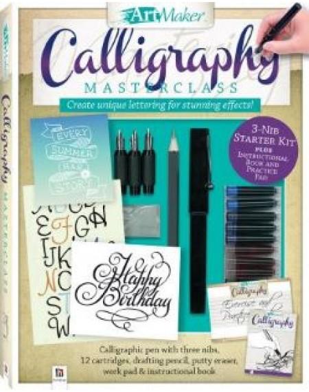 Art Maker Portrait Calligraphy Kit (Reprint)