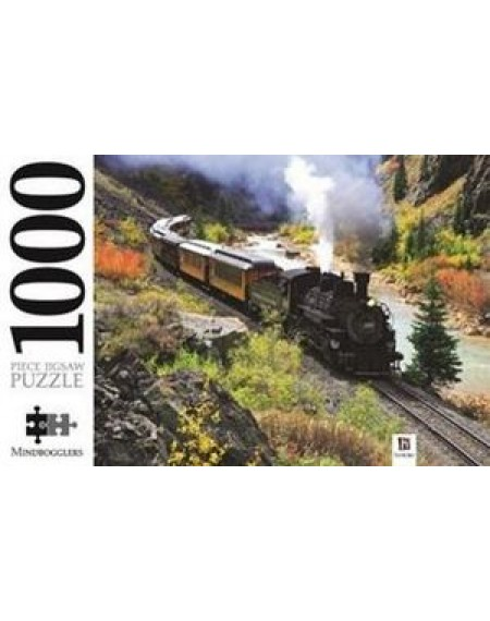 1000 Piece Jigsaw Puzzle : Durango & Silverton Railroad,Colorado,USA