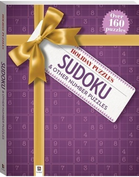 Holiday Puzzles: Sudoku and other Number Puzzles