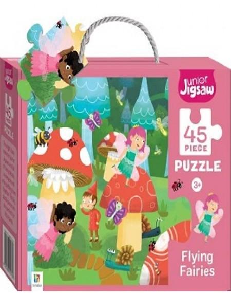 Junior Jigsaw: Flying Fairies