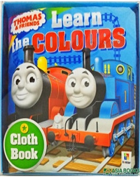 Learn the Colours Cloth Book (Thomas and Friends)