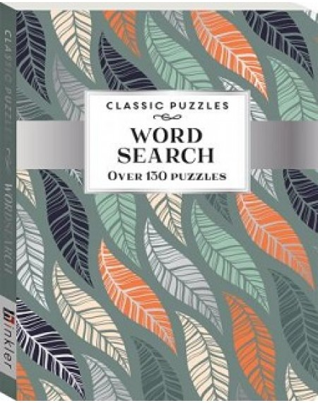 Classic Puzzles: Word Search Leaves (pack 2)